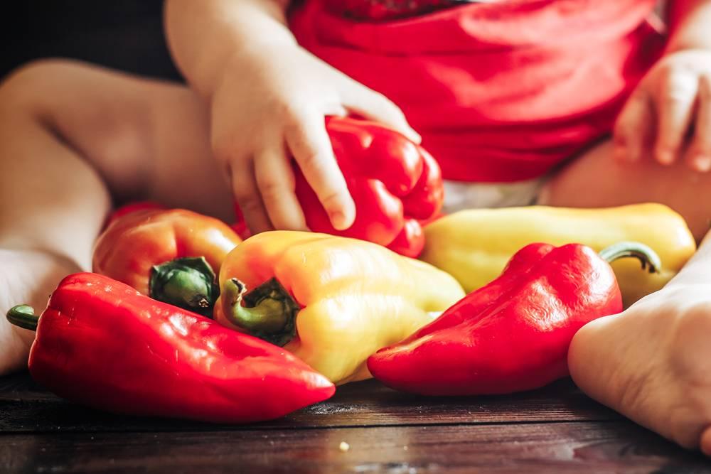 Особенности употреблени болгарского перца в пищу