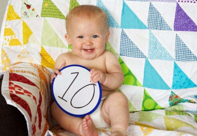 Что должен уметь ребенок в  8 месяцев (девочки и мальчики). развитие ребенка в 8 месяцев | семья и мама