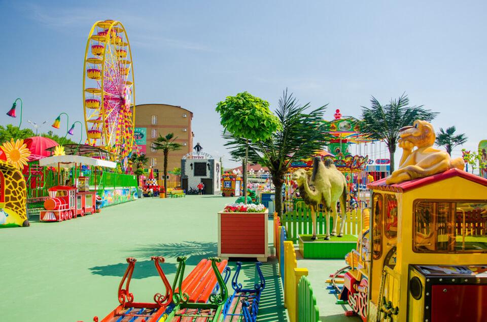 Анапа: какие можно посетить развлечения, в 2020 году