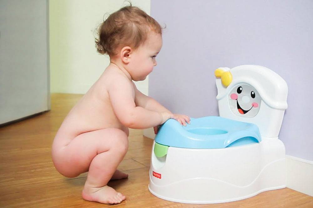 Горшок для ребенка: как выбрать для мальчика и девочки
