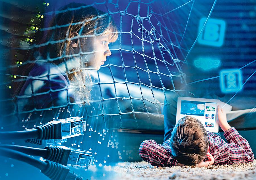 Интернет для ребенка: возможности, проблемы, советы