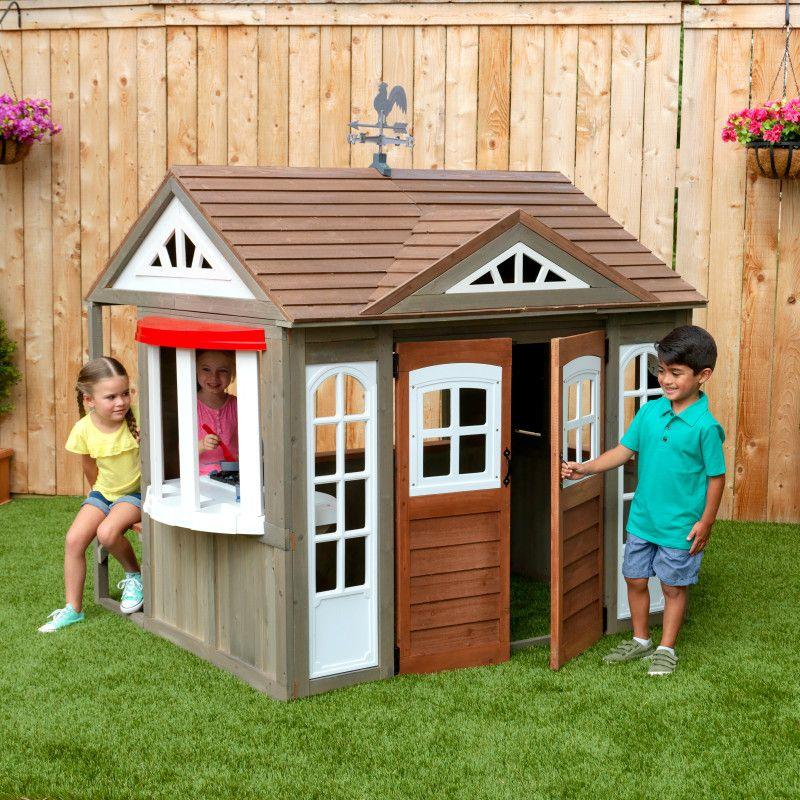 Детские домики своими руками (59 фото): варианты игровых построек для детей