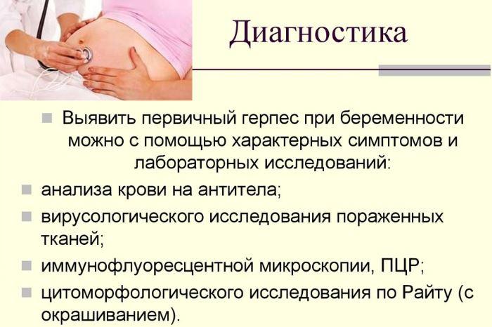 Генитальный герпес у беременных - что делать? клиника гравимед (оболонь, киев)