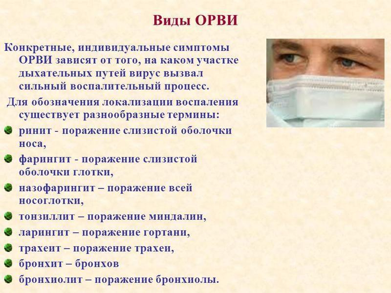 Аденовирусные, норовирусные и ротавирусные инфекции у детей