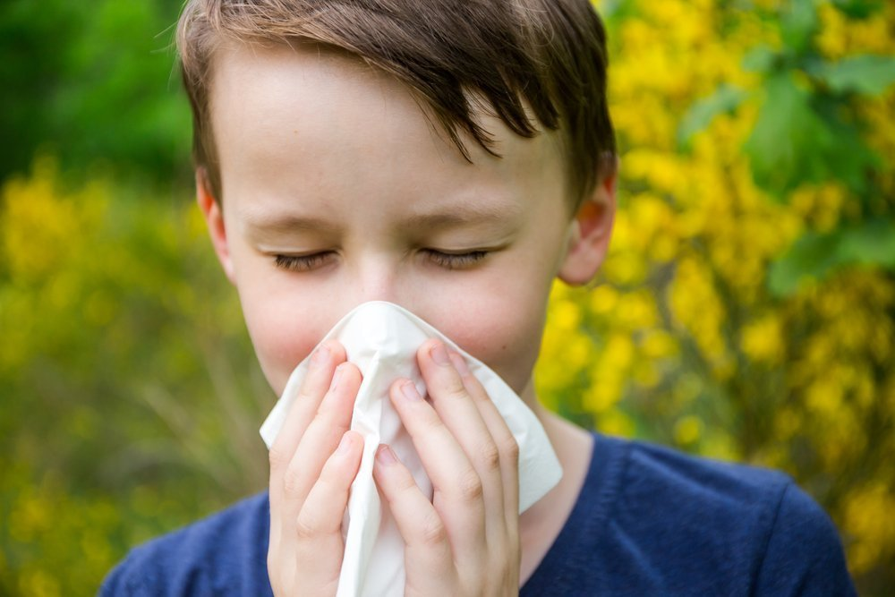 11 действенных советов, как помочь детям с аллергическим ринитом