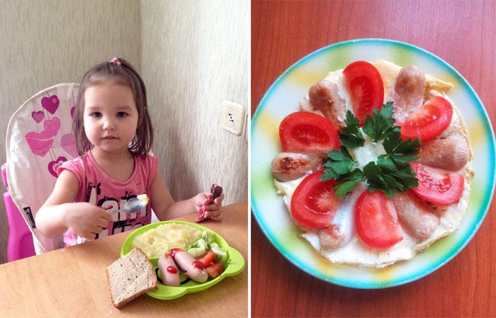Какие сосиски и какую колбасу можно давать детям