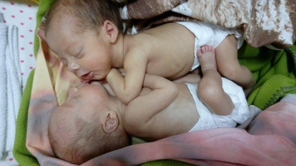 Советы мамам, как правильно кормить грудью двойню