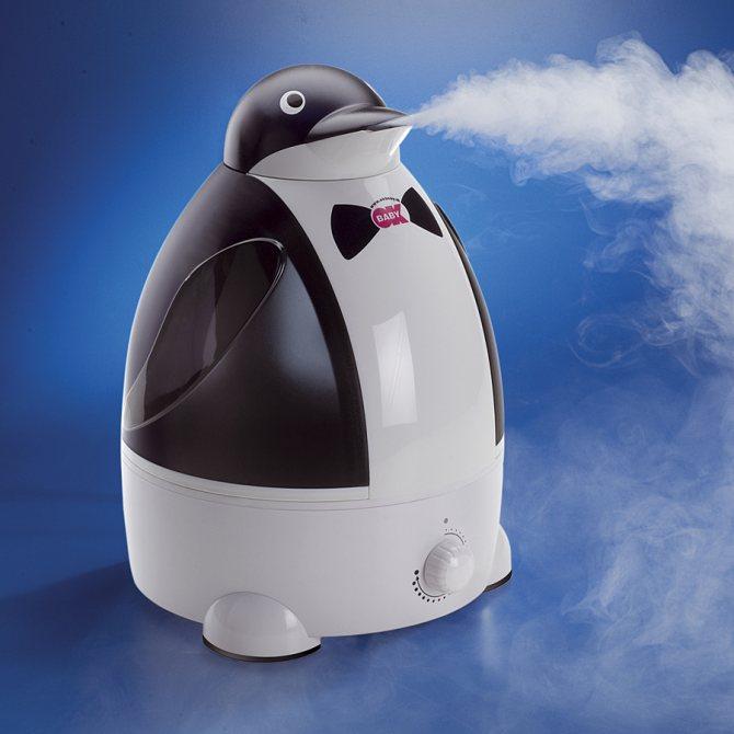 15 лучших увлажнителей воздуха для детей