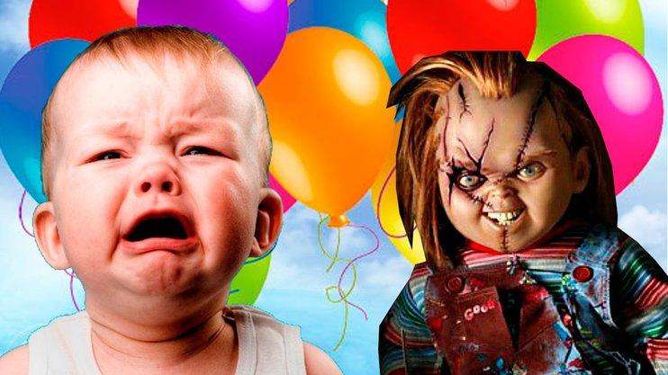 Плохие и опасные игрушки, в которые играют наши дети