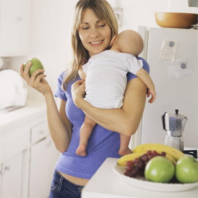 ➤ как убрать живот после родов