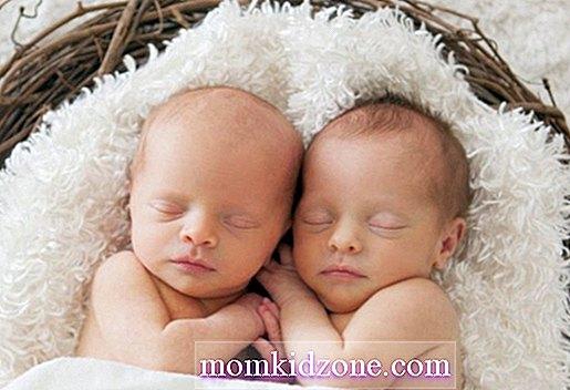 Двойное счастье: двойняшки и близнецы. как все успеть?