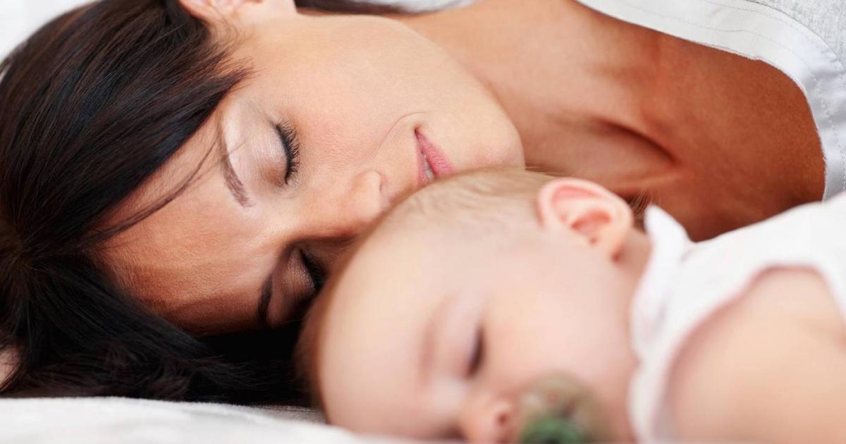 Совместный сон с малышом: быть или не быть   | материнство - беременность, роды, питание, воспитание