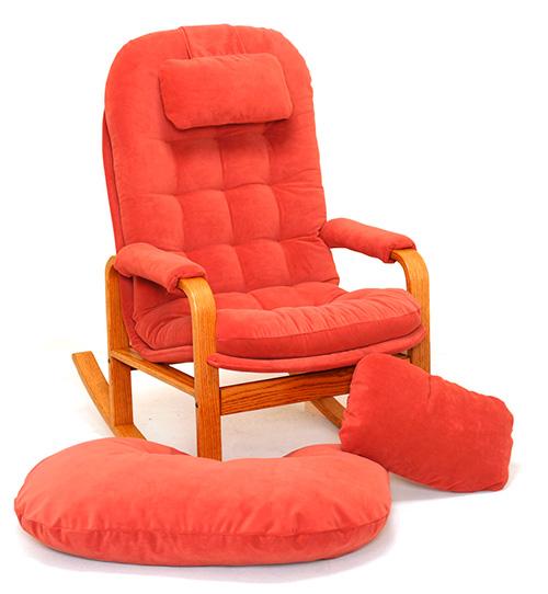 Кресло качалка: советы по выбору модели и варианты применения в дизайне интерьера (110 фото и видео)