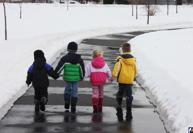 50 вещей, которыми необходимо заняться с детьми этой весной