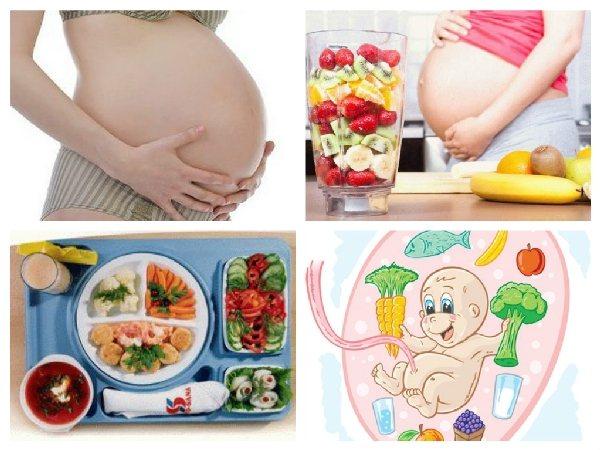 Ранние токсикозы беременных