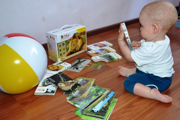 Карточки домана. как я легко научила ребенка читать до 2 лет