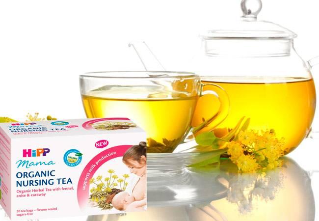 Липовый чай детям- энциклопедия детское питание