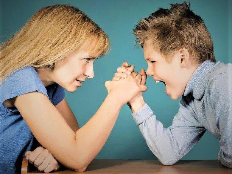 Как взять себя в руки, когда ребенок выводит вас из себя