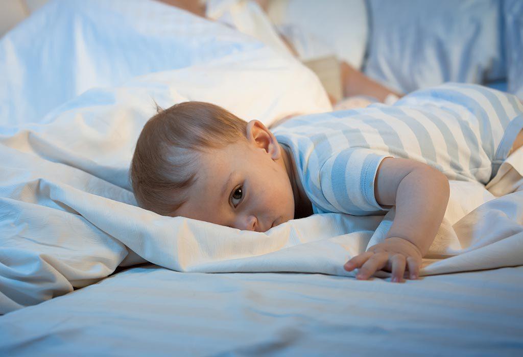 Ребенок плохо спит? 9 мифов о сне новорожденного