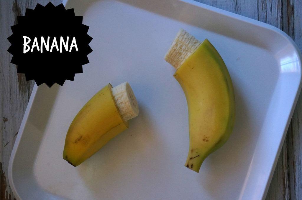 Как и когда можно давать банан грудничку