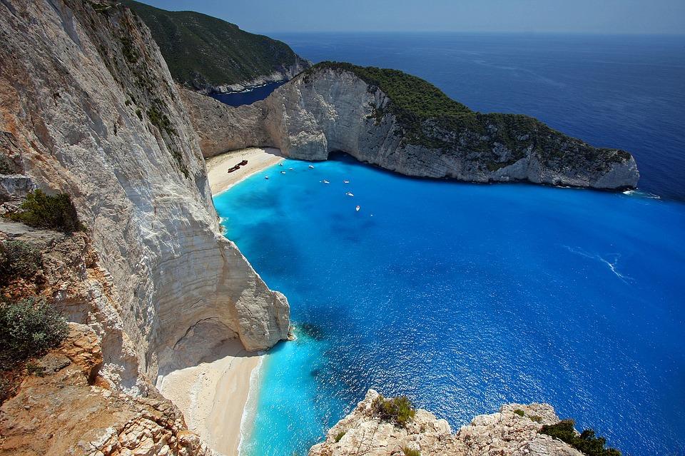 Курорты греции где лучше отдыхать, курорты греции с песчаными пляжами на карте островов, отзывы туристов