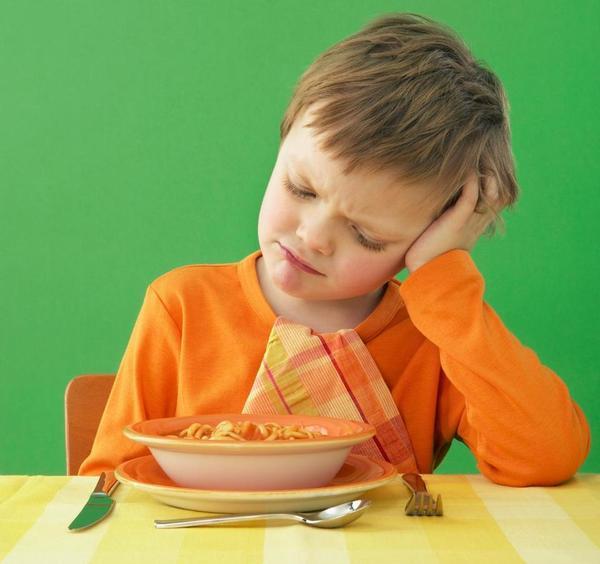 Что делать, если ребенок не хочет есть суп