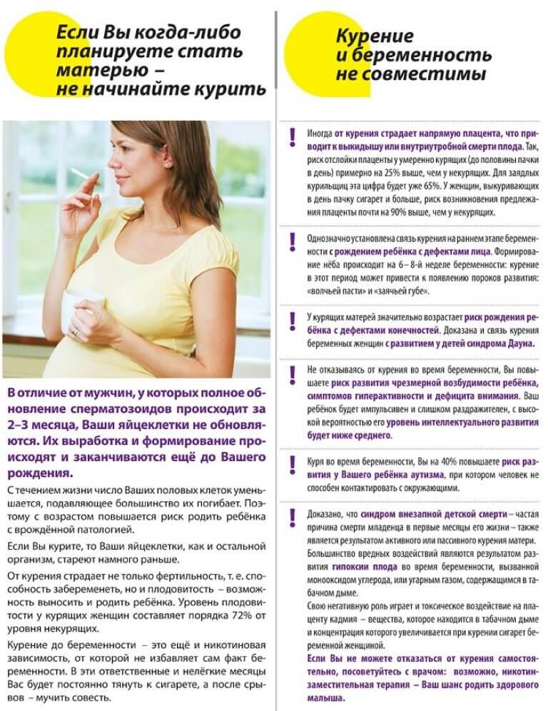 Осложнения во время беременности: как снизить риски наполовину