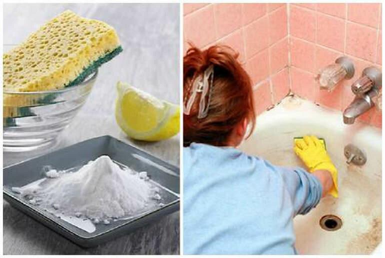 Чем мыть акриловую ванну в домашних условиях: обзор вариантов