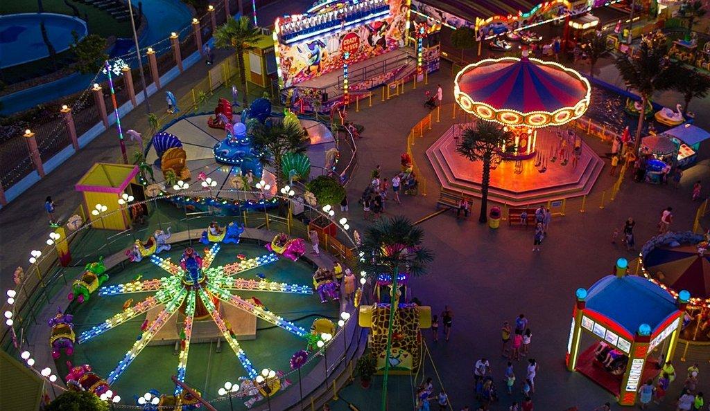 Аквапарки и парки развлечений в анапе в 2021 году: обзор с фото, картой, ценами
