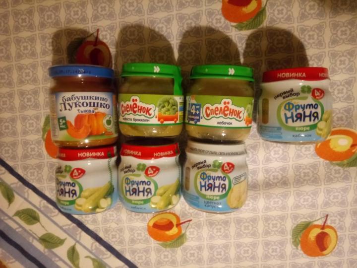 Какое овощное пюре лучше выбрать для первого прикорма грудничка