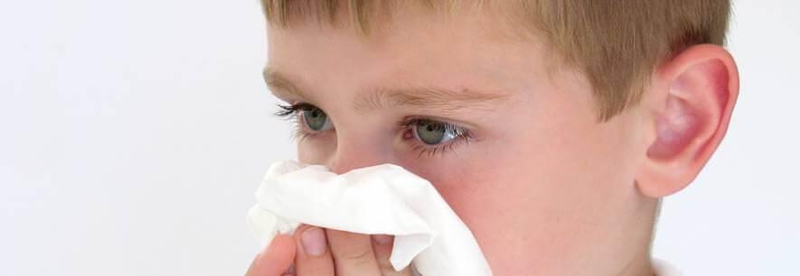 Лечение частых носовых кровотечений