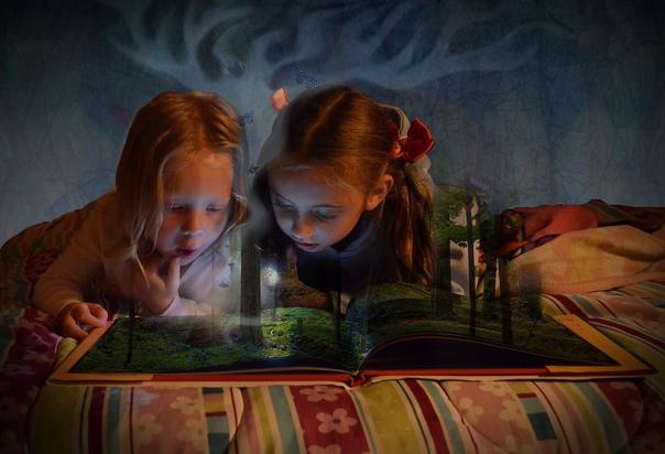 Как научить ребенка фантазировать  и стимулировать его воображение