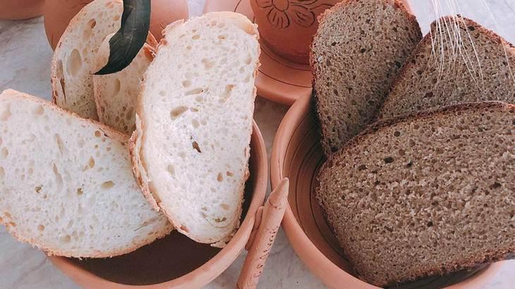 Хлебцы ржаные: калорийность, польза и вред   food and health