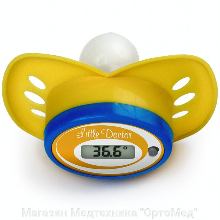 Соска-термометр – легкое измерение температуры у малышей или бесполезная покупка?