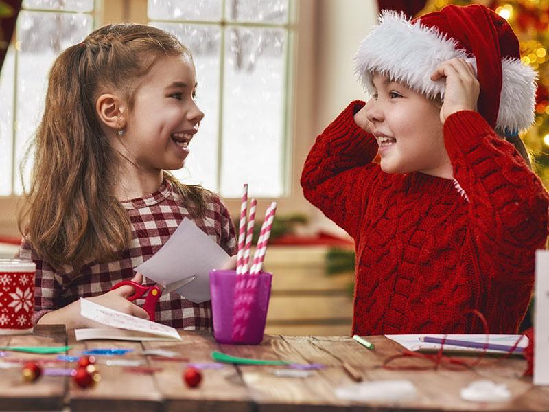Как провести новогодние каникулы с пользой для всей семьи