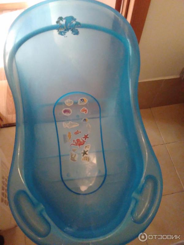 7 типов ванночек для комфортного купания новорожденных