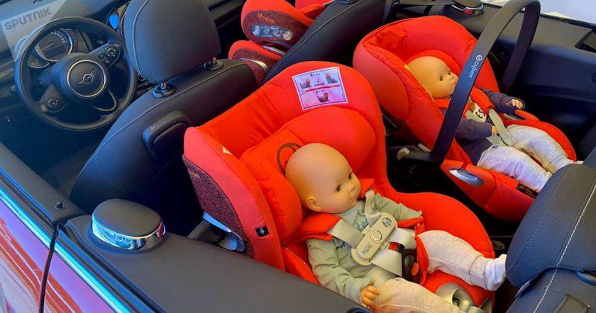 Как перевозить новорождённого в машине — какие приспособления выбрать, правила перевозки новорождённого