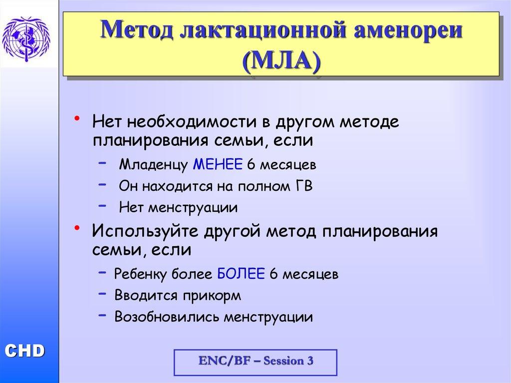 Лечение отсутствия менструации - аменореи в клинике