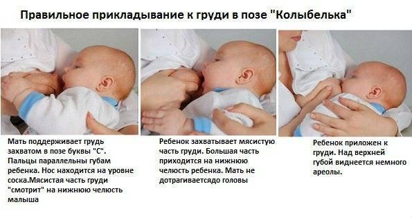 Секреты успешного грудного вскармливания. памятка для мам