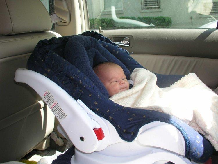 Перевозка новорожденного в автомобиле — автокресла и автолюльки — detiavito.info