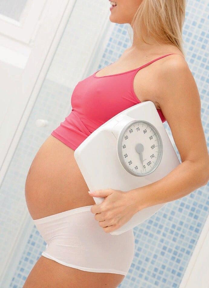 Как не растолстеть во время беременности - психолог