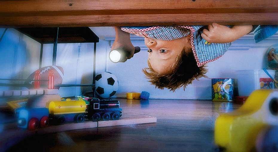Всё в моей голове: воображение у детей и взрослых