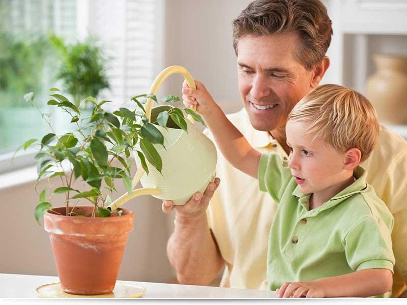 Как воспитать ответственного ребенка