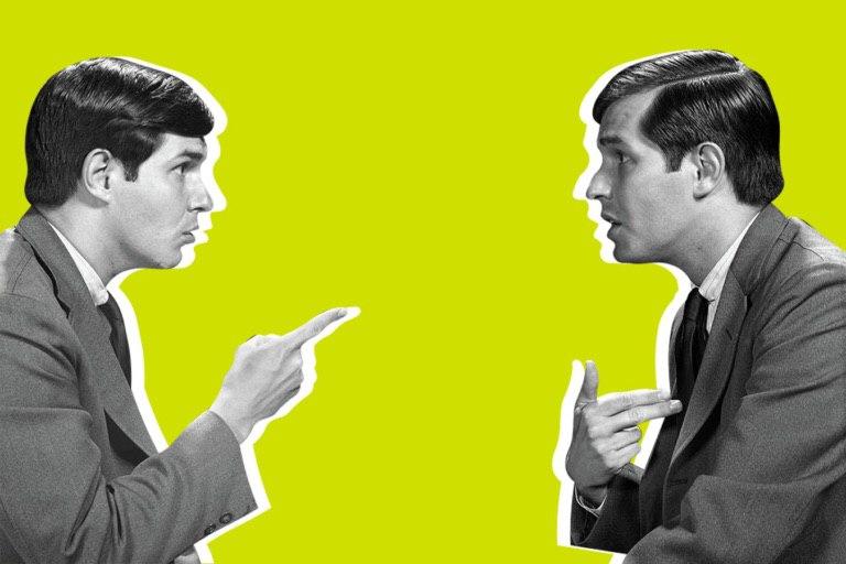Почему спорить в интернете вредно и как с этим быть :: здоровье :: рбк стиль