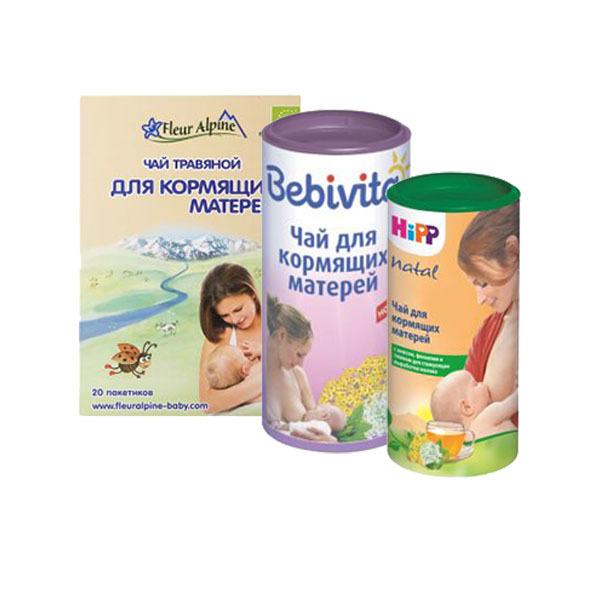 Липовый чай для кормящих мам