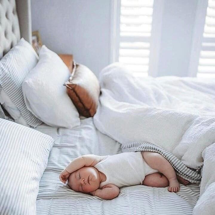 Как уложить ребенка спать: практические советы