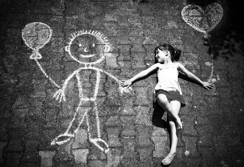 Воображаемый друг у ребенка: советы родителям - дети