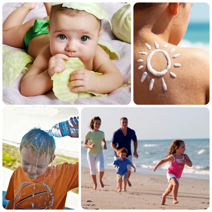 Как избежать акклиматизации у ребенка на море: советы